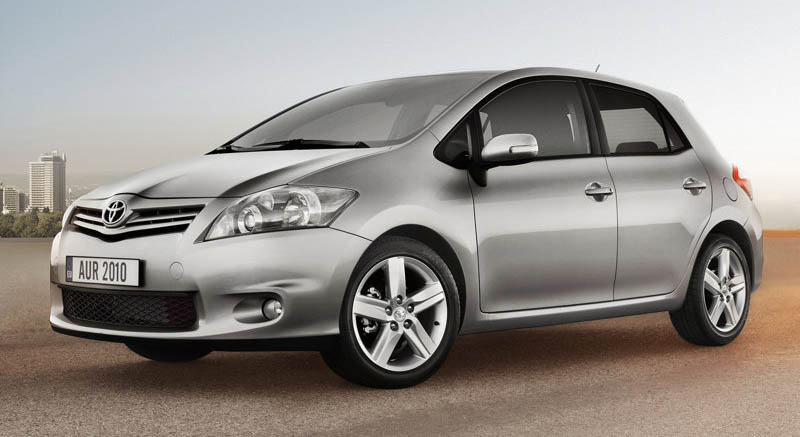 toyota auris 2010 luxury of automotive fast and speed car. Black Bedroom Furniture Sets. Home Design Ideas