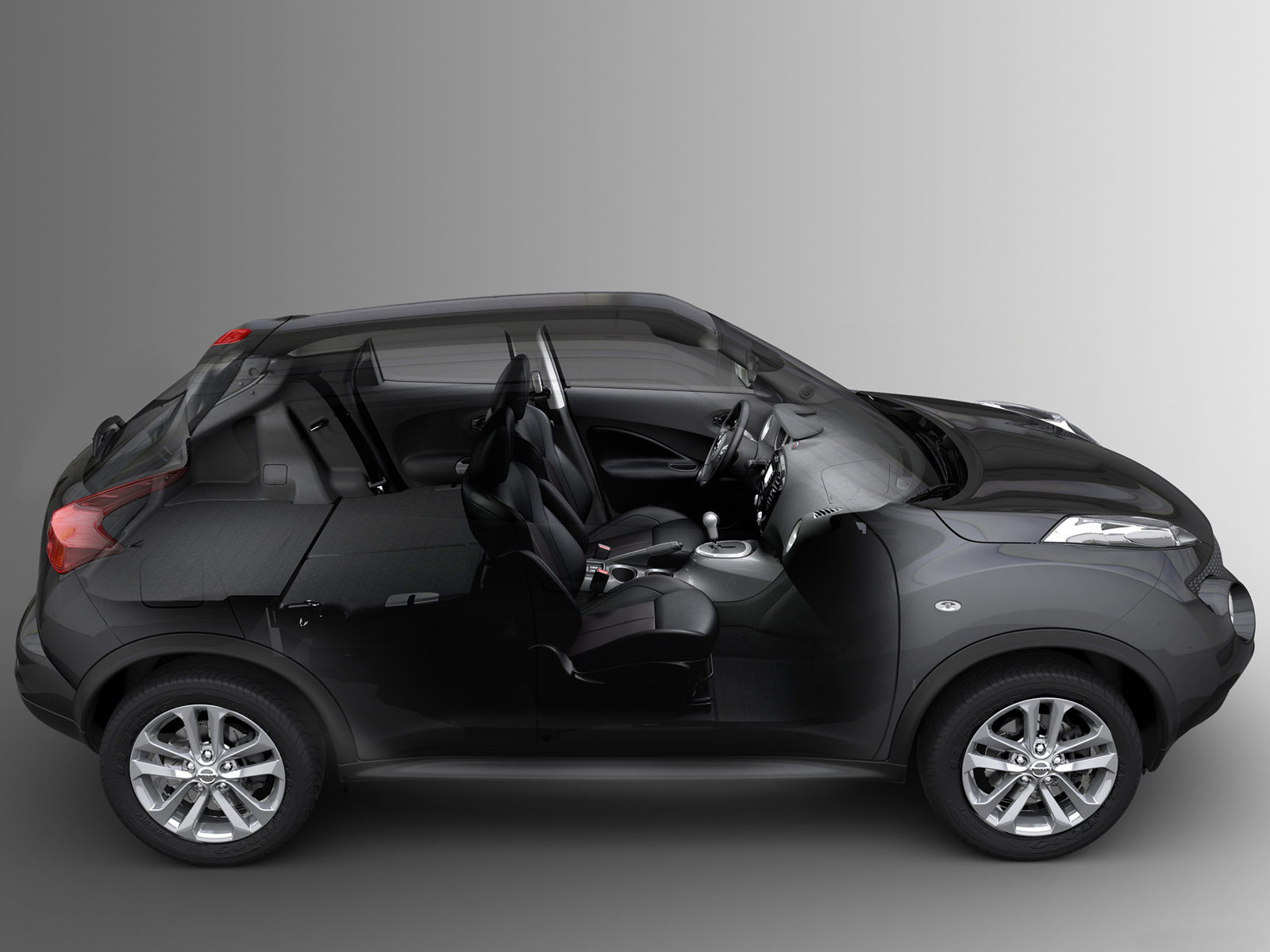 Nissan Juke 2011 Luxury Of Automotive Fast And Speed Car